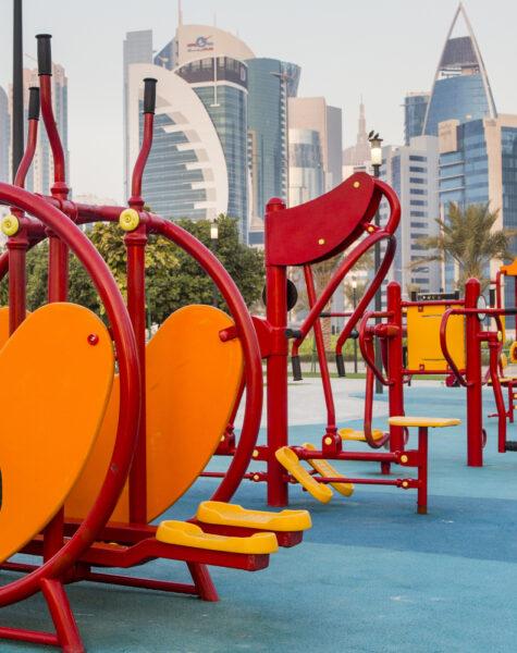 Mawaqif-Hotel Park 1